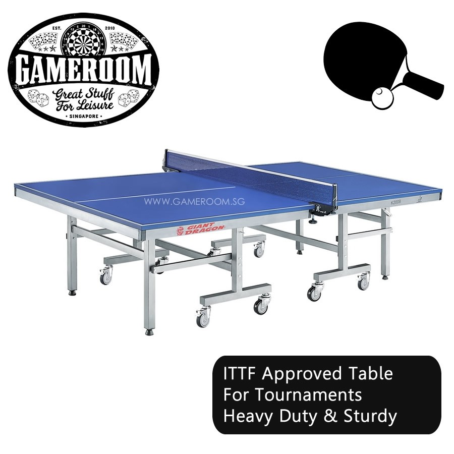 9ft LEADER Edition Table Tennis (ITTF Approved)