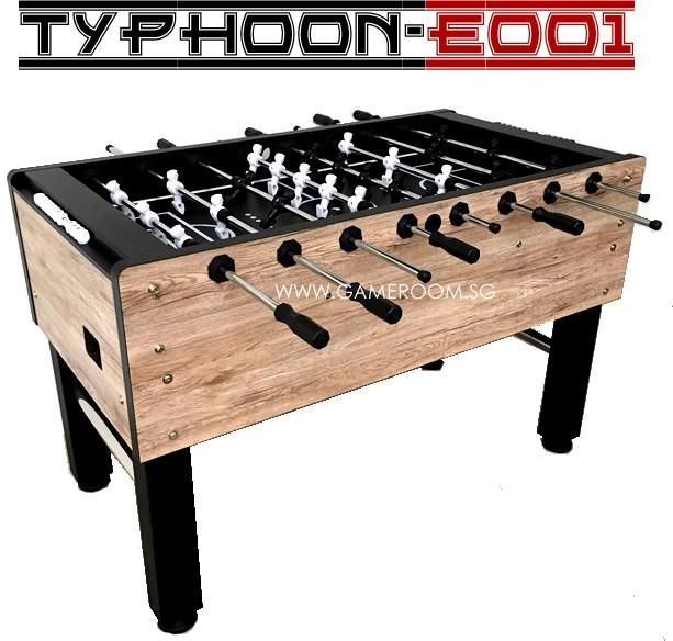 5ft Typhoon E001 Soccer Table