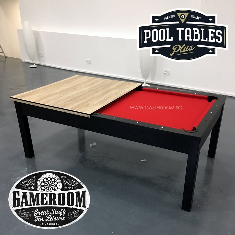 7ft Classic Dining Pool Table