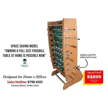5ft Foldable Hoffmann Soccer Table