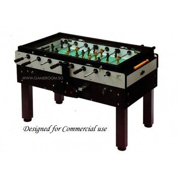 5ft Coin Operated Ulysess Foosball Table