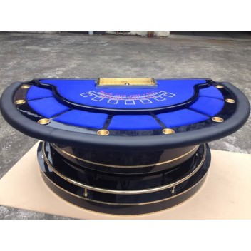 USED (Almost new) 7ft Blackjack Poker Counter Table