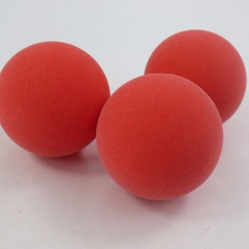 Rubber Ball (4pcs)