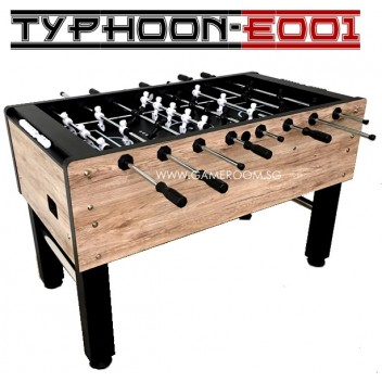 5ft Typhoon E001 Soccer Table