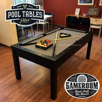 6ft Classic Dining Pool Table